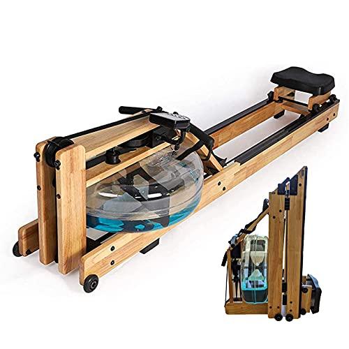 SXHEYUY Rudergerät sportgeräte zuhause trainingsgeräte für das ausdauertraining fitnessgeräte rudergerät für zuhause klappbar testsieger rudergerät Wasser rudergerät Wasser rudergeräte...