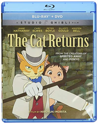 The Cat Returns (Bluray/DVD Combo)...