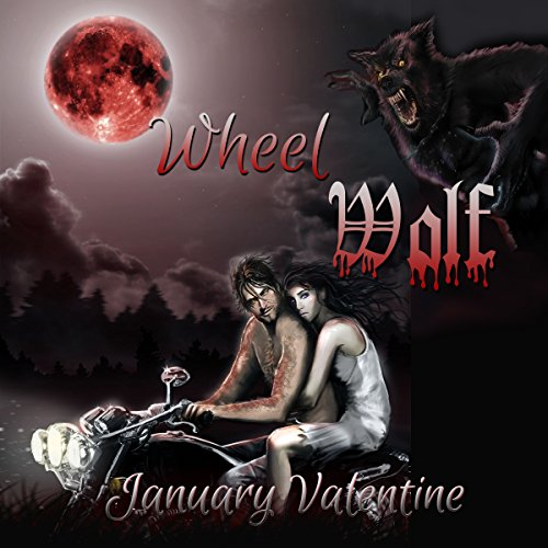 Wheel Wolf audiobook cover art