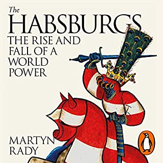 The Habsburgs cover art