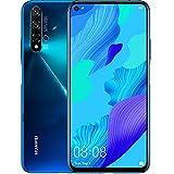 Foto Smartphone Huawei Nova 5T 8 GB 128 GB, AI, Quad Camera, obiettivo Ultra Wide, blu