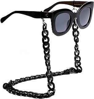 Eyeglasses Holder Strap Cord -Eyeglass String Retainer Cord -Glasses Lanyard Chain Necklace