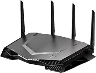NETGEAR Nighthawk Pro Gaming XR500 Wi-Fi Router with 4 Ethernet Ports and Wireless speeds up to 2.6 Gbps, AC2600, Optimize...