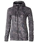 Asics Woven Jacket Veste Femme Multicouleur S