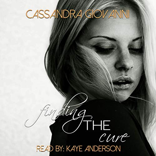 Finding the Cure audiobook cover art