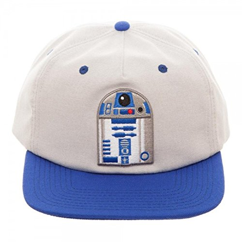 Star Wars R2-D2 Oxford 5 Panel Slouch Snapback