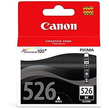 Canon CLI-526 Cartouche BK Noire (Emballage carton)