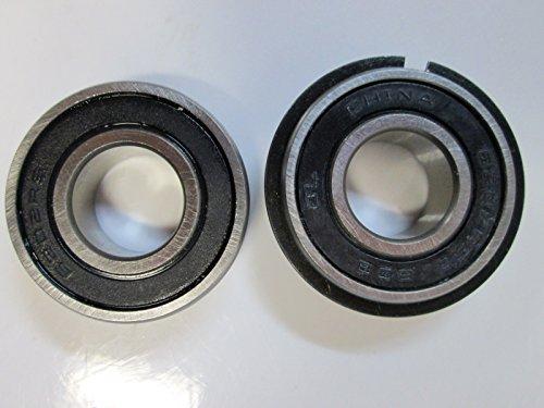 Sears Craftsman 6'x9' Belt Disc Sander Drive Shaft Bearings Set of 2