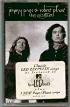 Jimmy Page & Robert Plant ~ No Quarter: Unledded (Original 1994 Atlantic Records 82706 CASSETTE Tape NEW Factory Sealed in the Original Shrinkwrap with HYPE Sticker ~ Features 13 Tracks ~ See Seller's Description For Track Listing)