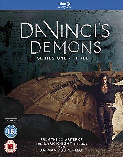 Da Vinci's Demons - Complete Series 1-3 [Reino Unido] [Blu-ray]
