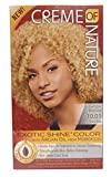 Creme Of Nature Hair Color - Haarfarbe Exotic Shine Color Ginger Blonde 10.01