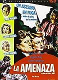 Cine Negro RKO: La Amenaza - Edición Especial (+ Libreto Exclusivo De 24 Páginas) [DVD]