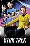 Star Trek Classic Poster Characters (61cm x 91,5cm) + 2 St. transparente Posterleisten mit Aufhängung