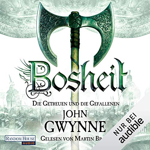Bosheit audiobook cover art