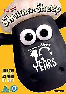 Shaun The Sheep - 10 Years