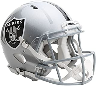 Oakland Raiders Officially Licensed Speed Authentic Football Helmet