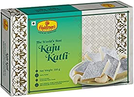 Haldiram's Nagpur Kaju Katli (500 g)