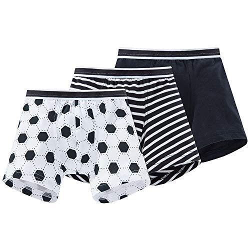 Schiesser jongens boxershorts 3pack Hip Shorts