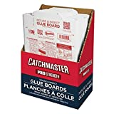 Catchmaster 60M Bulk Packed Mouse Insect & Snake Glue Boards 60-Pack