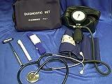 Diagnóstico Set, con Esfigmomanómetro, Hammer, Estetoscopio Etc