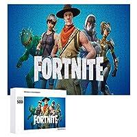 Fortnite ジグソーパズル 1000ピース 絵画 学生 子供 大人 向け 木製パズル TOYS AND GAMES おもちゃ(6歳以上が適しています)