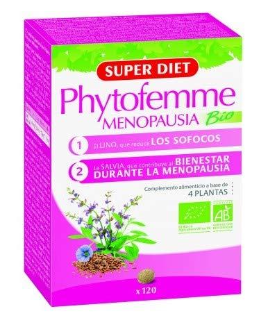Superdiet Phytofemme Menopausia 120Comp Super Diet 100 g