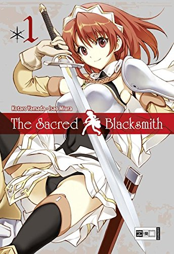 The Sacred Blacksmith 01