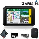 Garmin dezlCam 785 LMT-S Advanced GPS for Trucks Accessory Bundle