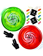 MAGICYOYO Professional Responsive Yoyo D1 GHz, Looping Yoyo Responsive Yoyos for Kids Principiante con 5 Cuerdas, Yo Yo Glove, Yo-yo Bag