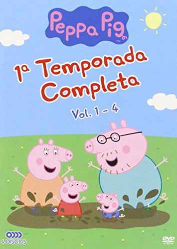 Peppa Pig Temporada 1 [DVD]