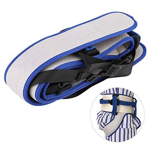 Cinturón de marcha para caminar, dispositivo de asistencia de marcha de seguridad de enfermería para personas mayores para levantar y transferir las correas de las cintas de recuperación física.