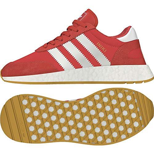 Adidas I-5923 W, Zapatillas de Deporte Mujer, Naranja (Esctra/Ftwbla / Gum3 000), 44 EU
