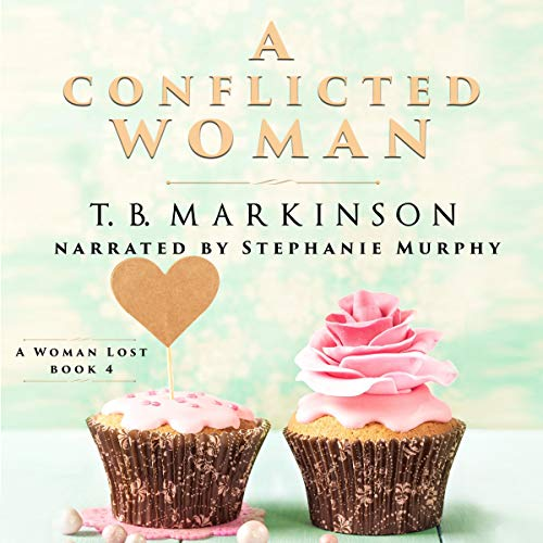 A Conflicted Woman audiobook cover art
