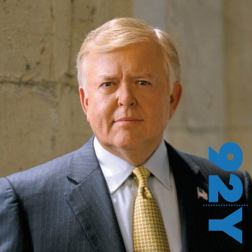 Lou Dobbs at the 92nd Street Y audiobook cover art