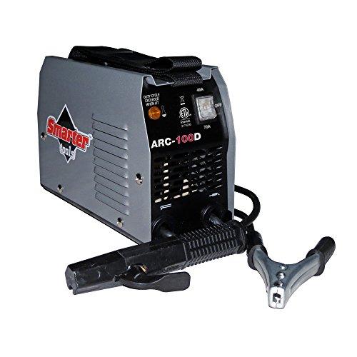 Smarter Tools ARC-100D 120V 100 Amp AC Stick Welder