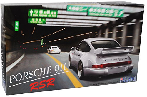 Fujimi Porsche 911 964 RSR Coupe 1988-1994 Kit Bausatz 1/24 Modell Auto Modell Auto