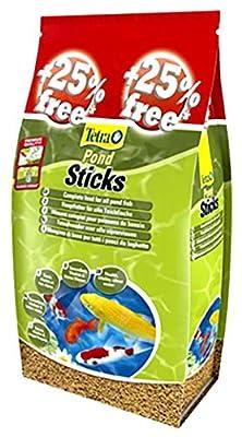 Tetra Pond Sticks Tub 40L Bag with 25% Extra FREE by Tetra