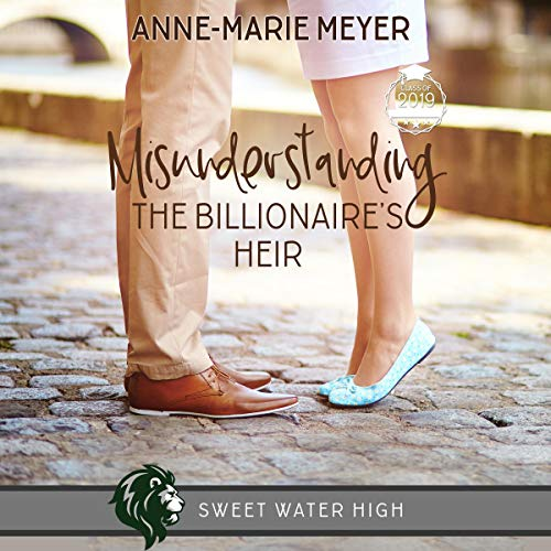 Misunderstanding the Billionaire's Heir: A Sweet YA Romance cover art