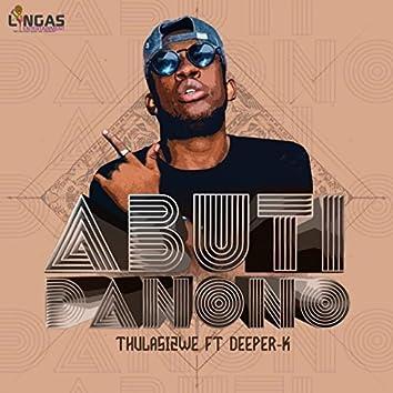 Abuti Danono (feat. Deeper K)