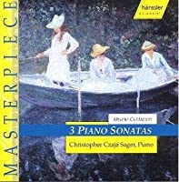 Clementi: 3 Piano Sonatas