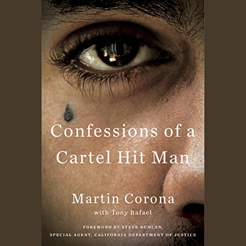 Confessions of a Cartel Hit Man Titelbild