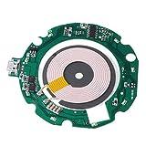 Wenjuersty 10 W Qi Standard Fast Wireless Charger PCBA Circuit Board Trasmettitore Modulo con Bobina DIY per Smart Cellphone Accessori