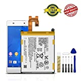 xperia z2 replacement parts - for Sony Xperia Z3V D6708 / Z2 D6502 D6503 D6543 Replacement Battery LIS1543ERPC Free Adhesive Tool