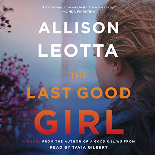 The Last Good Girl audiobook cover art