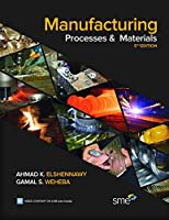 Manufacturing Processes & Materials 0872638715 Book Cover