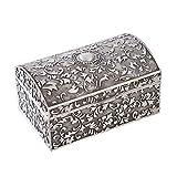 Caja De Baratijas Caja De Joyería De Princesa Retro Producto Caja De Hojalata A...