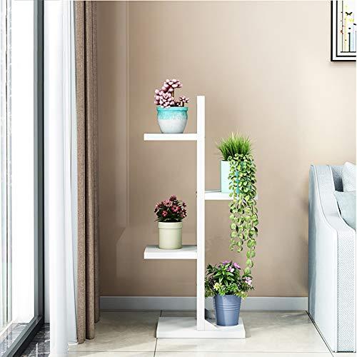 YXZQ Home Garden Pflanzenständer, Blumenständer, Metall Blumentopfhalter Display Topfpflanzenhalter Rack Indoor & Outdoor für Home Decor