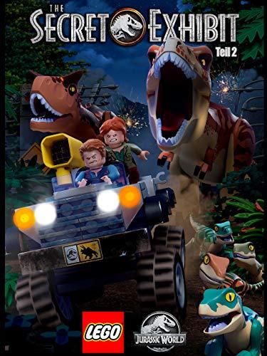 LEGO Jurassic World: Die geheime Ausstellung Teil 2