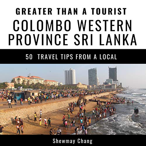 Greater Than a Tourist: Colombo, Western Province, Sri Lanka cover art