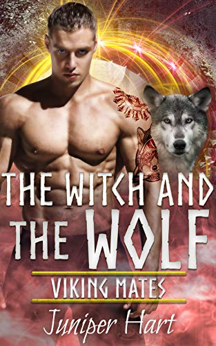 Couverture du livre The Witch and the Wolf (Viking Mates Book 1) (English Edition)